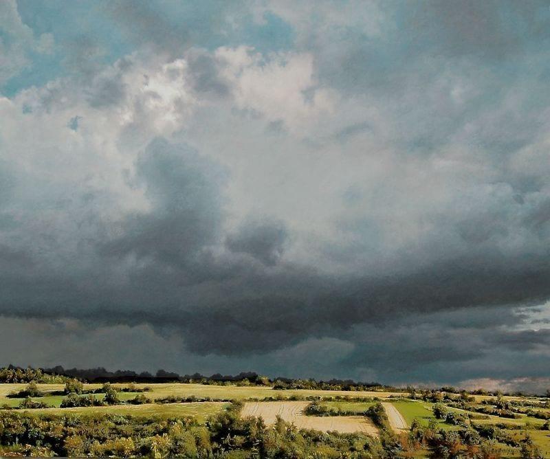 © Heike Negenborn, Sunny hillside 3, 2015