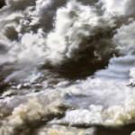 Threatened Fury, oil, © Donald Cronkhite, Detroit, Michigan, USA