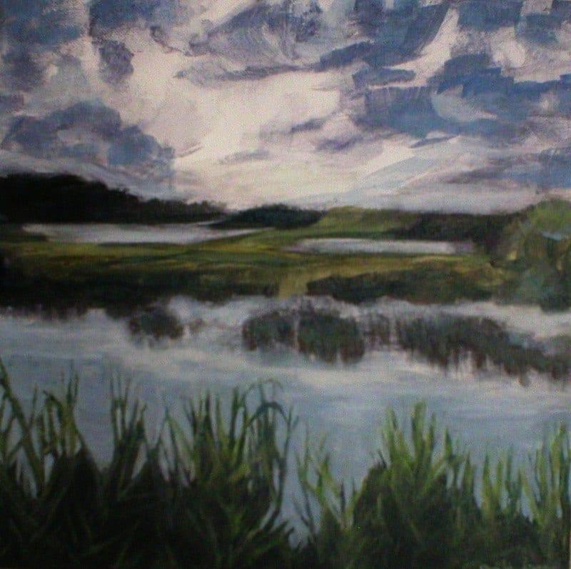 art emilie lemay painting gallery galerie peinture a9 © Emilie Lemay