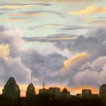 'Baltimore City Skyline' © Tressa Hommel, Maryland, US.