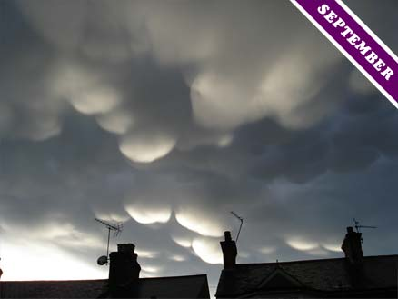September 08 Cloud of the Month