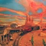 Desert Scene © Dale Adams
