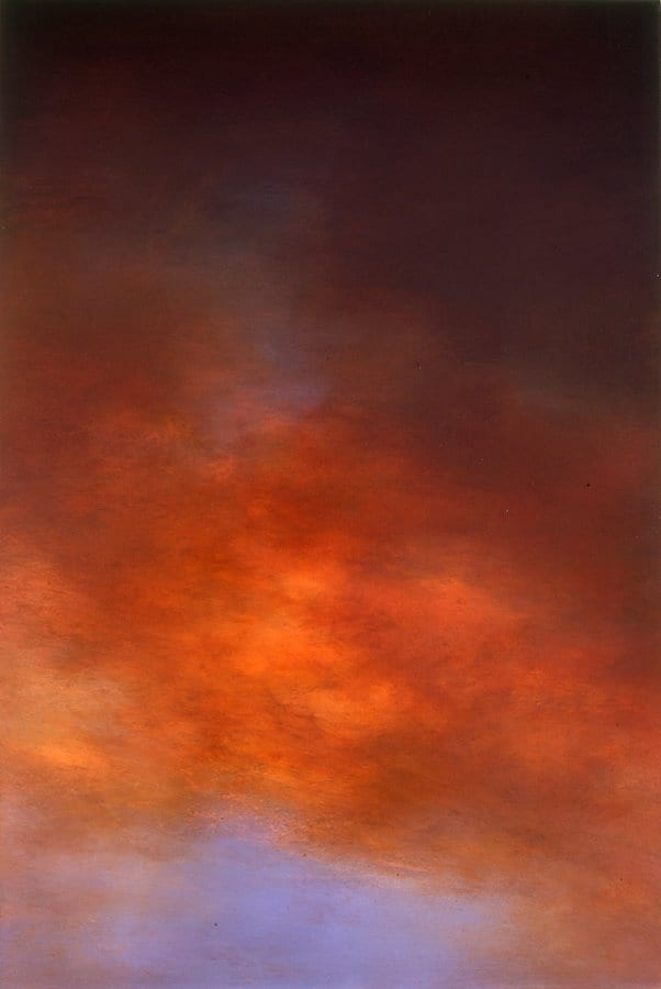 I Dream about a Cloudy Sky © Kathryn Thomas