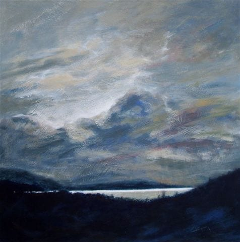 Loch at Dusk © Angela Arnold