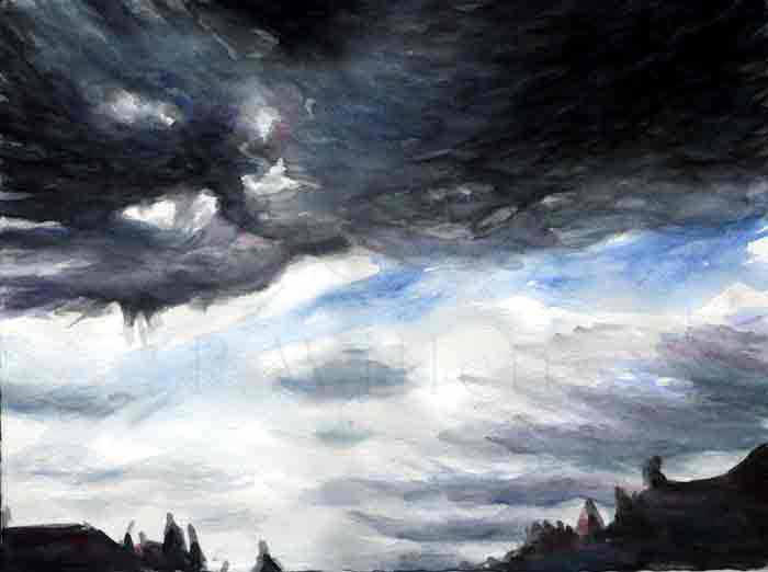 Storm Sky © Patrick Willett