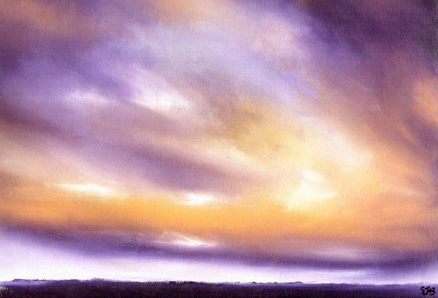 Heaven Sent © Gordon Johnson