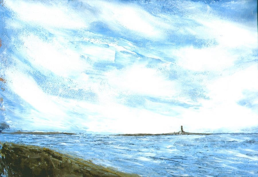Sea Breeze © Gordon Johnson