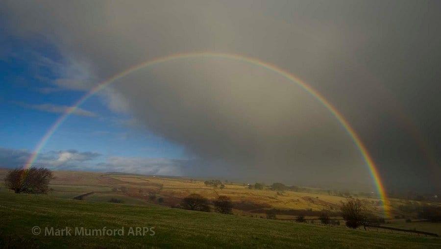 Rainbow © Mark Mumford