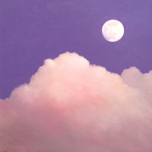 Sunset Moonrise © Barbara Kacicek