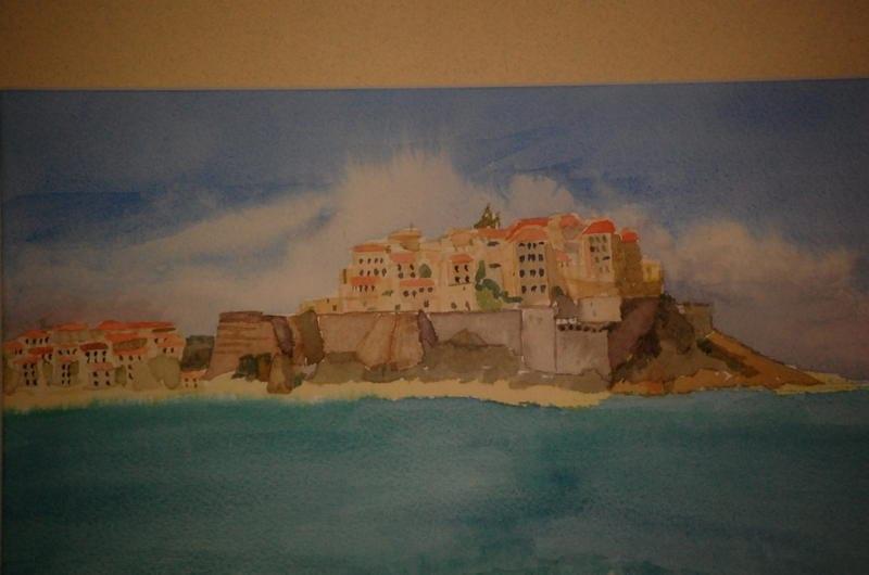 Calvi Citadel, Corsica © Mick Garton