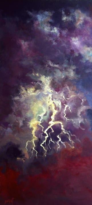 T12- Inside the Storm © Keith Burnett