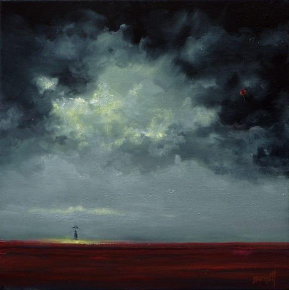 One Against the Storm © Keith Burnett
