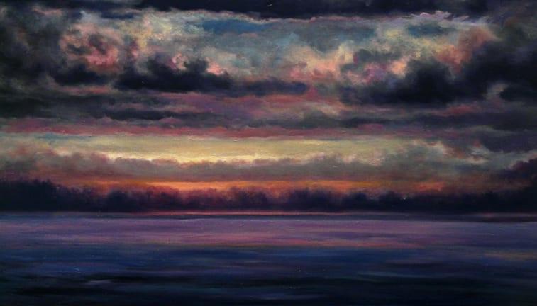 Beyond Land and Sky © Keith Burnett