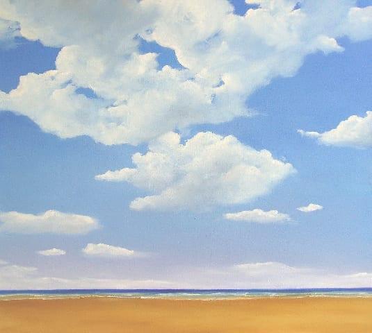 A Perfect Beach Day © Ann Scott