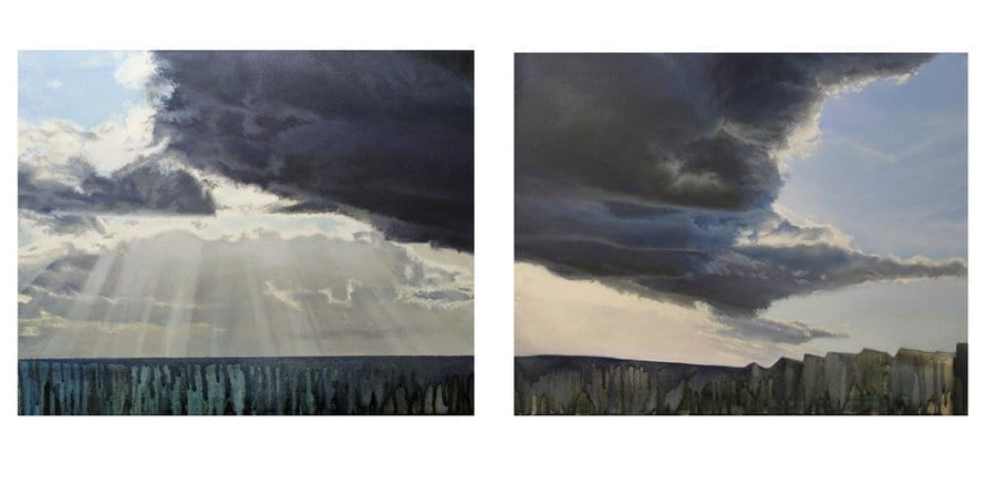 Still Diptych © Jess Sutton