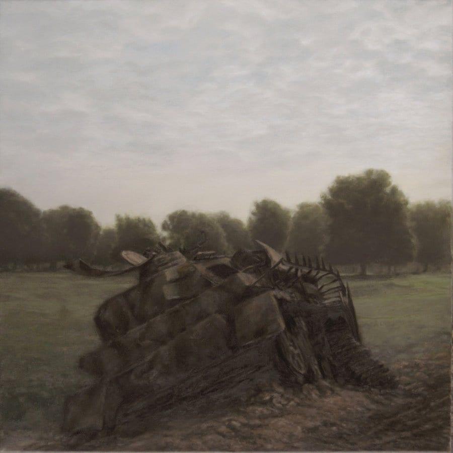 Wreck No.2 © Keith Epps