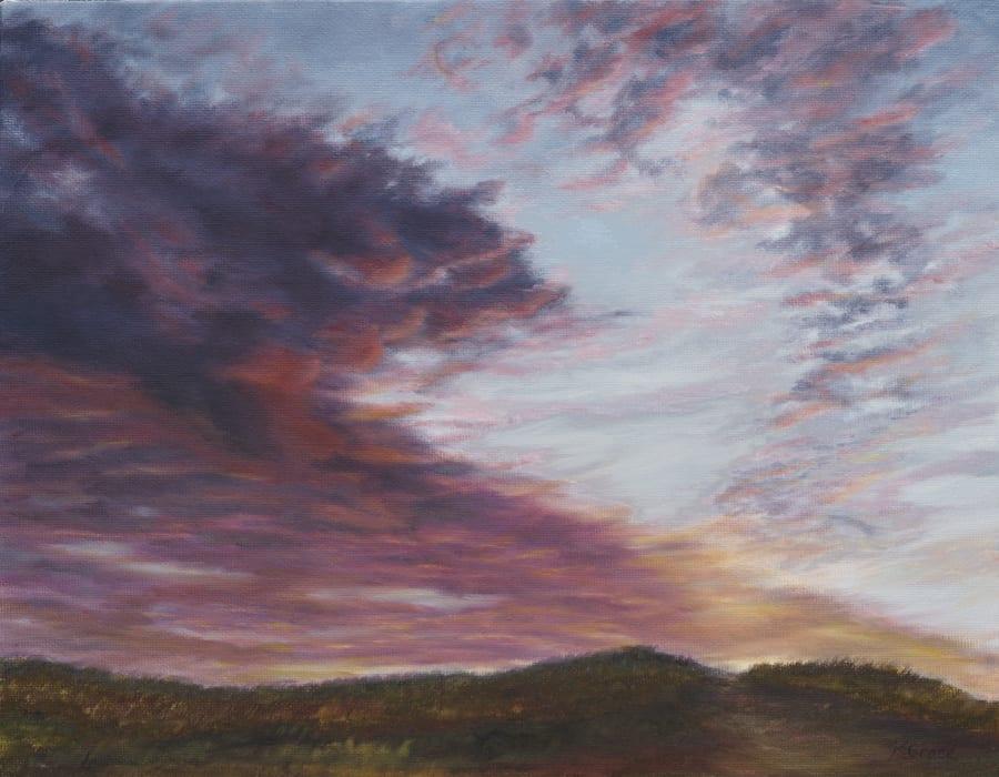 Brilliant- Sunset © Kathleen Bennett