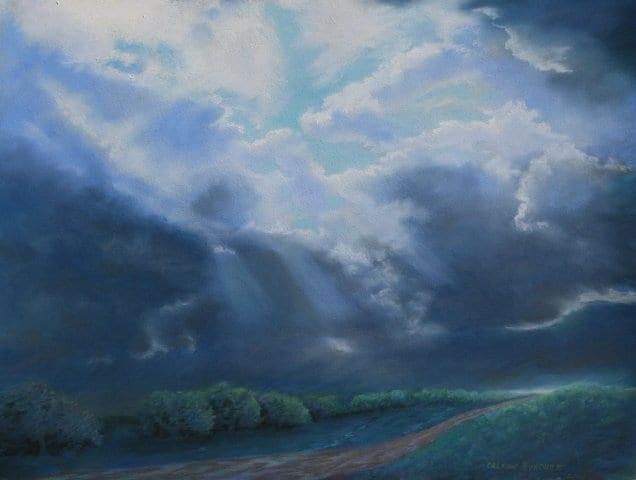 Storm Clouds © Regina Calton Burchett