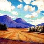Blue Mountains Summer Sky © Susan Tommervik