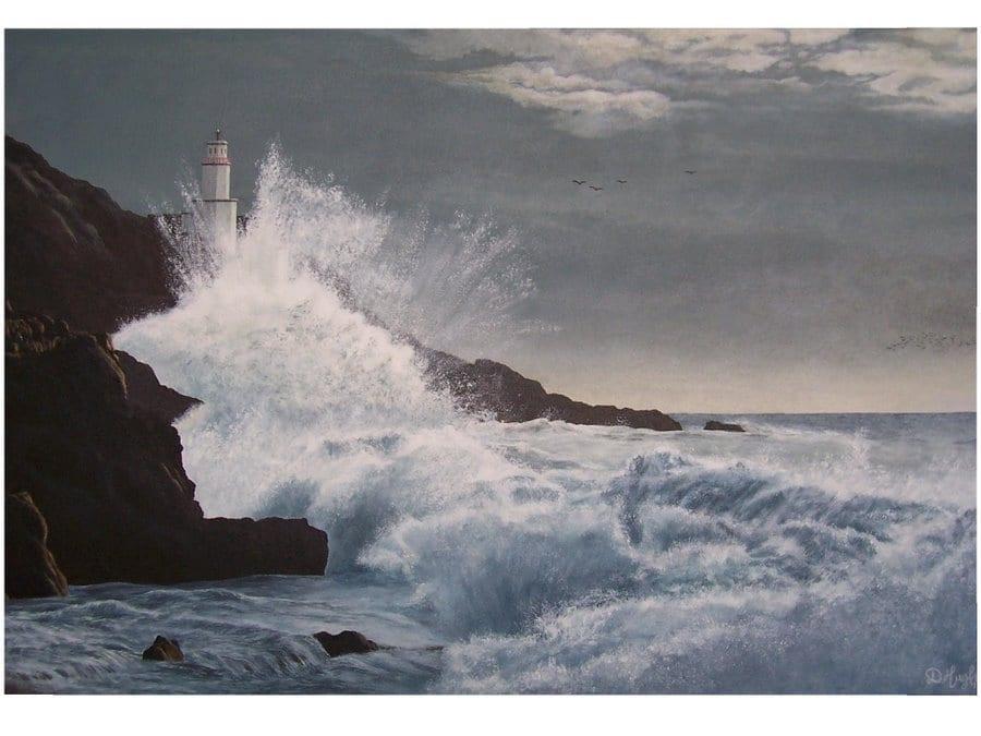 © Mumbles Head, Swansea Bay © Damian Hughes