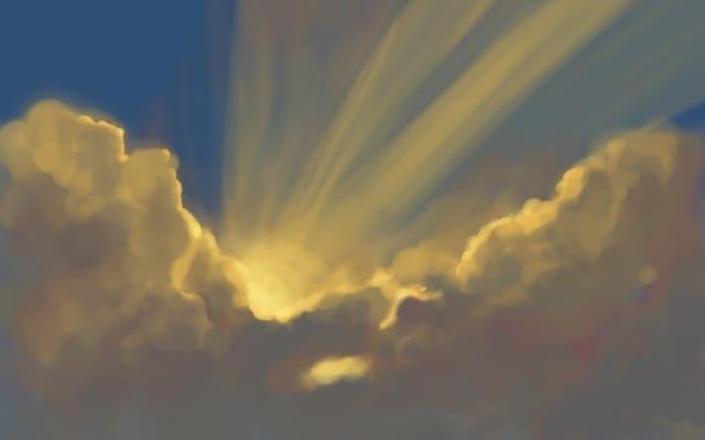 Cloudpractice © Megan Bednarz