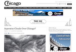 Chicago sightings