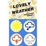 Lovely Weather Badges