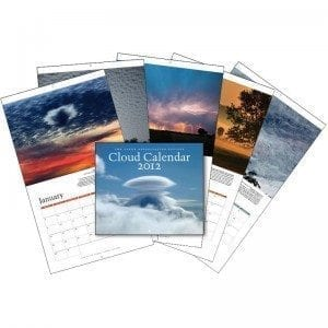 The Cloud Appreciation Society Cloud Calendar, 2012