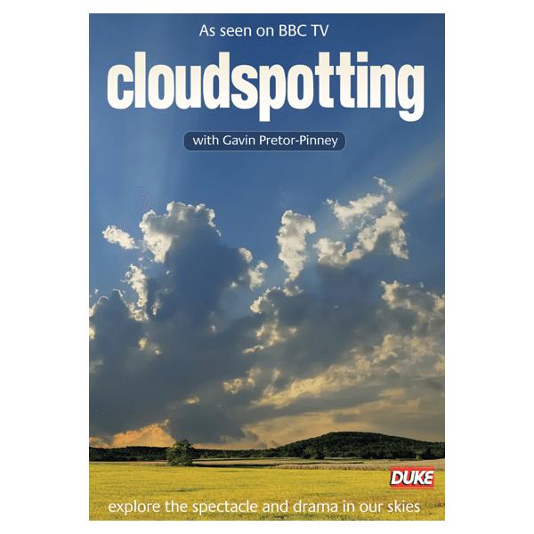 'Cloudspotting' documentary DVD for BBC TV