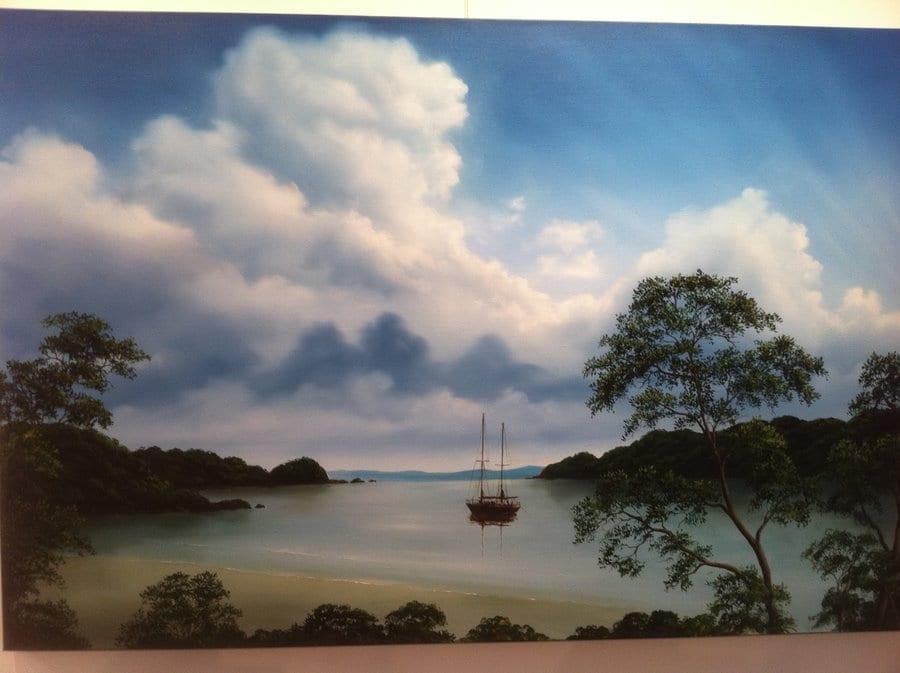 Safe Moorings (Hamilton Island) © Trevor Platt