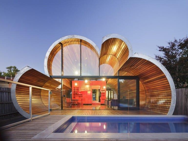Cloud House, Melbourne by McBridge Charles Ryan (MCR)