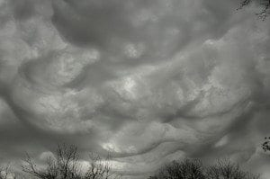 Asperatus over Fort Worth, Texas © Krista English