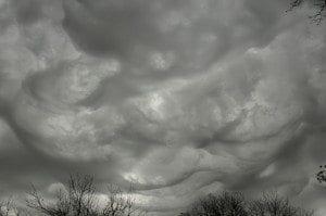 Asperatus over Fort Worth, Texas © Krista English
