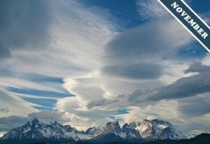 Cloud of the Month for November 2012