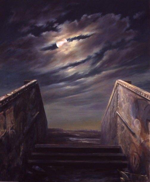 Day of the Moon © Pauline Jones