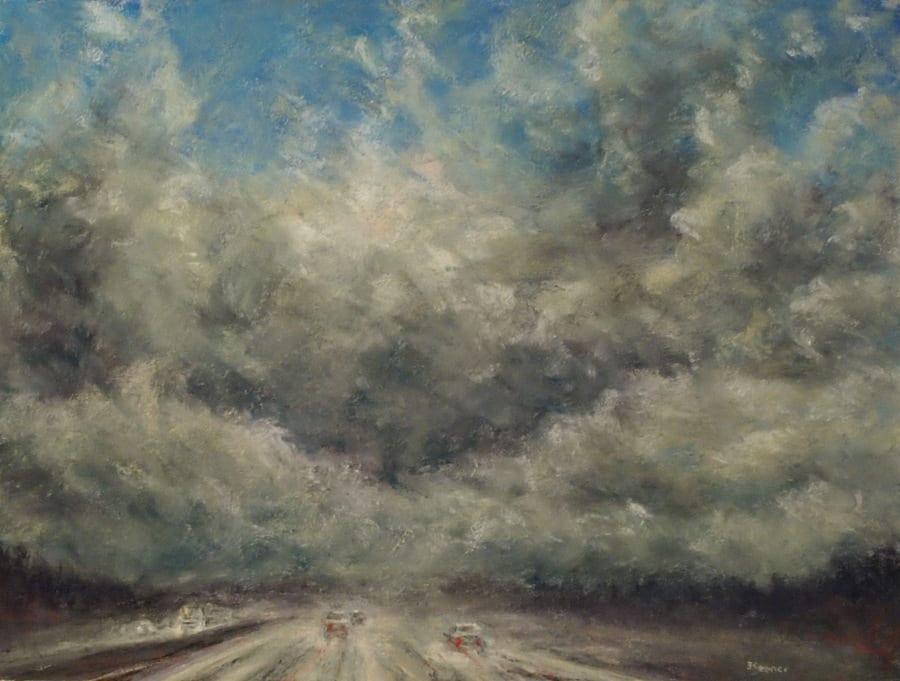 Storm Heading © Erica Keener