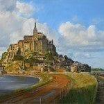 Mont St Michael © Karl Pitwon