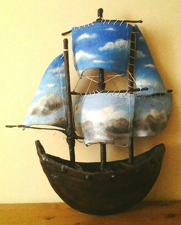 Dreamboat © Sue Shaw