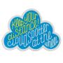Cloudspotter at the Wheel window sticker