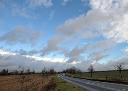 Suffolk Sky © Sarah Lucy Brown