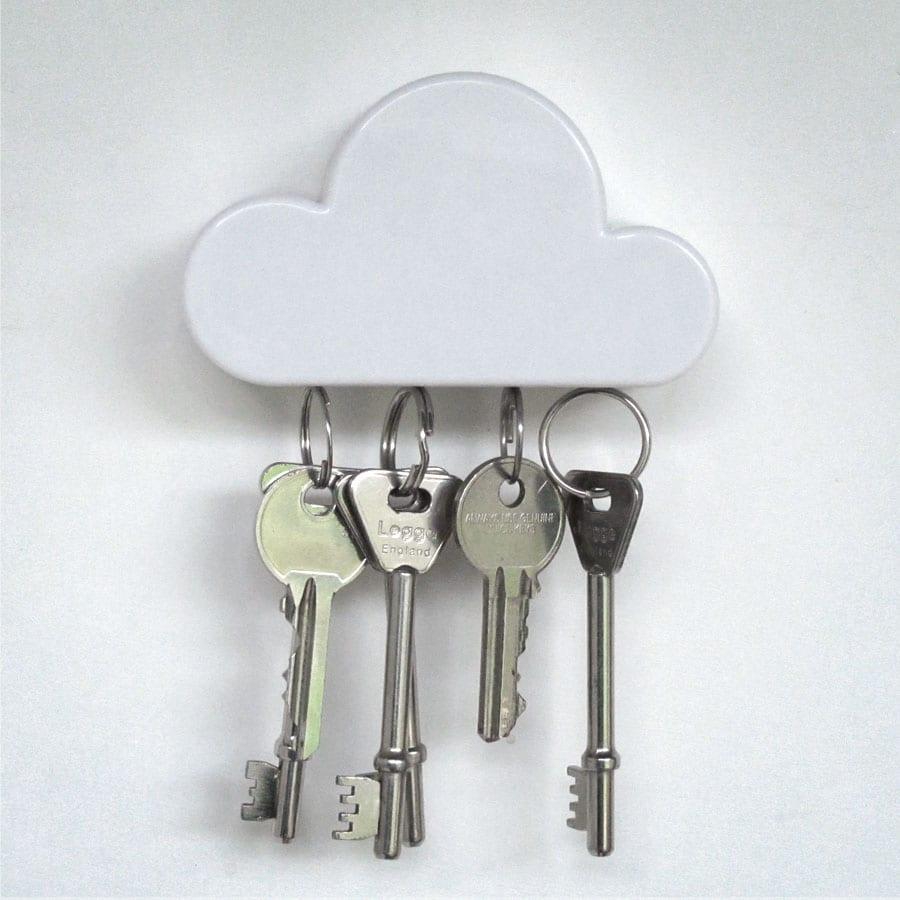 Cloud Appreciation Society Magnetic Cloud Key Holder