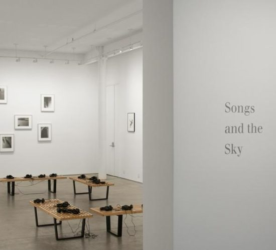 Songs and the Sky: An Exhibition of Art and Music