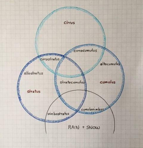 Venn Diagram of the Big Ten ©  Margaret Webster