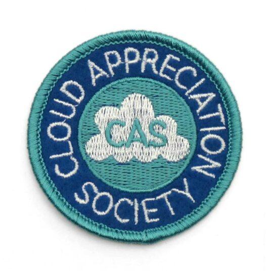Cloud Appreciation Society patch