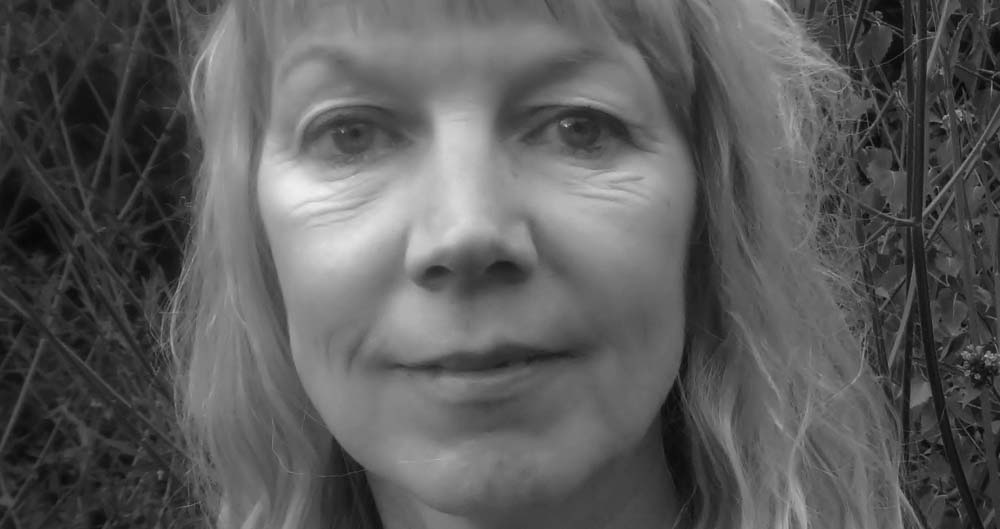 Meet Katharine Towers, our new poet in residence.