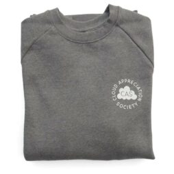 CAS Sweatshirt (Light Grey)