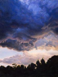"© Linda Pearlman Karlsberg ""Turmoil Threatens"""