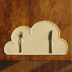 White Cloud Placemat