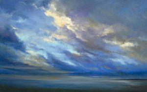 Coastal Sky II © Sheila Finch