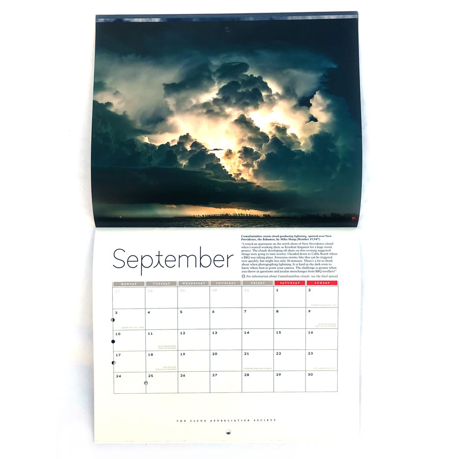 Cloud Calendar ...